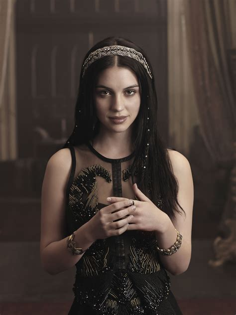 reign tv show hair beads up and comers tv adelaide kane s quot reign quot takes form in