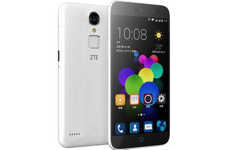 zte android zte outs blade a1 cheapest android phone with fingerprint reader android community