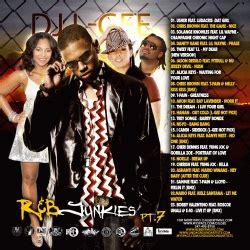 Rnb Dj Detox 08 Pt 1 Usher Lil Wayne Ginuwine by Dj L Gee R B Junkies Pt 7 Free Mixtape