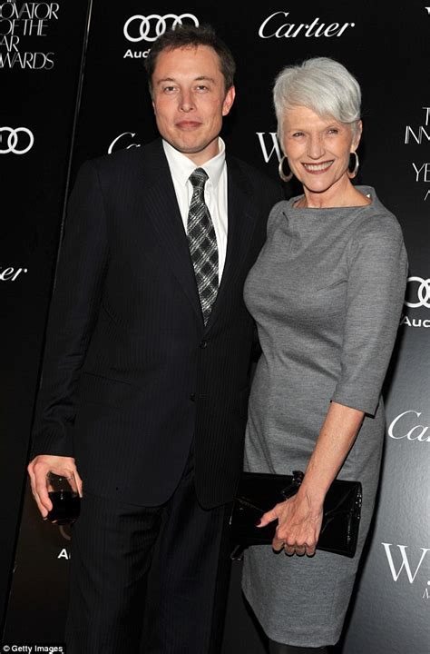 elon musk parents elon musk s mother on how she raised three wildly