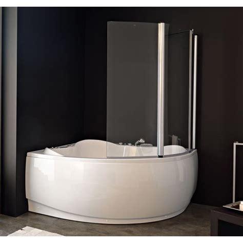 box doccia per vasca angolare paretina doccia per vasca angolare
