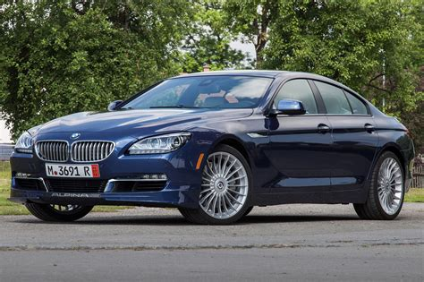 maintenance schedule for 2017 bmw alpina b6 gran coupe