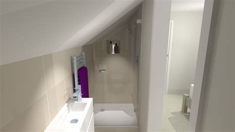 attic en suite bathroom housetohome co uk gallery designs and completed projects caroline dunn