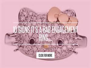 10 Signs Its A Bad Engagement Ring 10 signs it s a bad engagement ring lifestyle