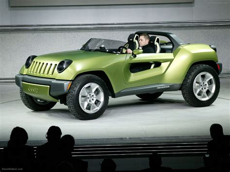 jeep sports car concept jeep renegade concept pictures exotic car picture 31 of