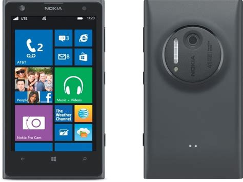 Nokia Lumia Pureview nokia announces lumia 1020 pureview as at t timed exclusive phonenews