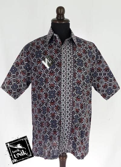 Baju Ibu Cempaka baju batik sarimbit motif cempaka tumpal sarimbit blus murah batikunik