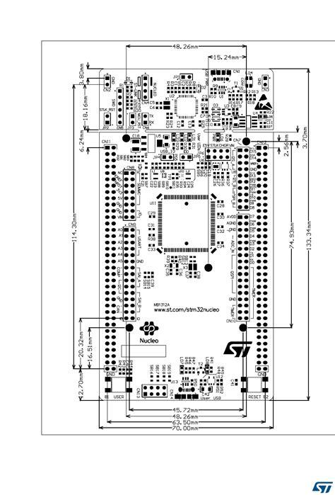 STM32 Nucleo 144 Boards UM2179 User Manual