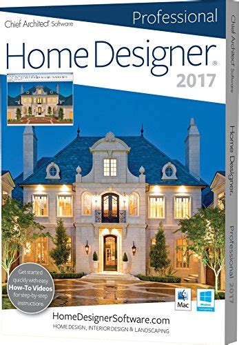 chief architect home designer pro 2017 customer reviews