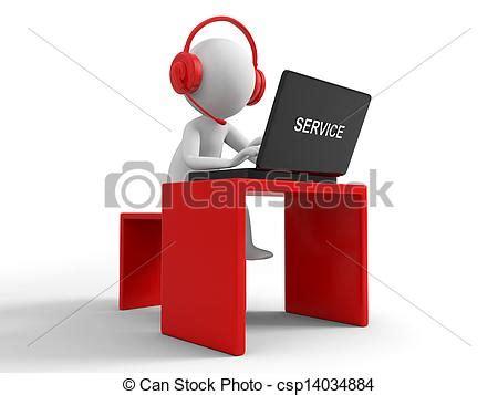 smiths customer service desk stock illustration of customer service desk computer a
