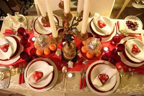 tavolo natale idee per addobbare la tavola di natale
