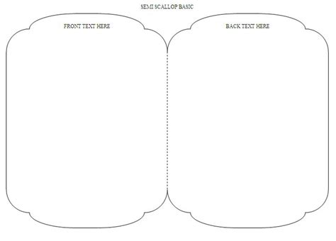 best photos of free printable church fan templates free