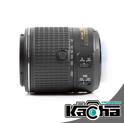Nikon Af S Dx 55 200mm F4 5 6g Ed Vr Ii new nikon af s dx nikkor 55 200mm f 4 5 6g ed vr ii vr2 lens f4 5 6g ebay