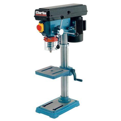 bench drills clarke cdp10b bench mounted drill press machine mart
