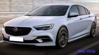 Opel Insignia Opc 2018 Opel Insignia Opc
