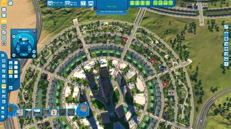 best city layout cities xl cities xl xxl building a futuristic circular city