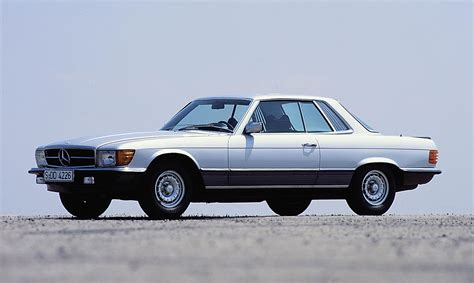 1973 1980 mercedes 450 slc review supercars net