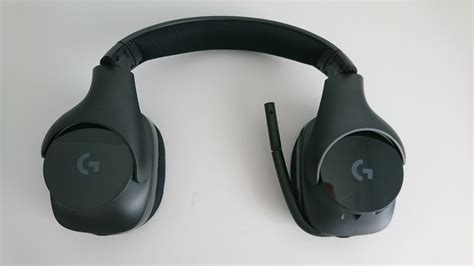 Headset Wireless Gaming Review Logitech G533 Wireless Gaming Headset Nz Techblog