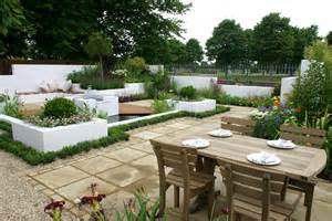 terrasse jardin amenagement