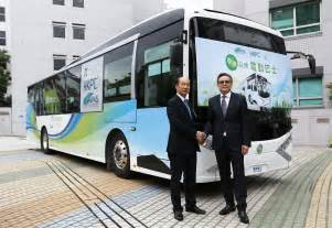 Electric Vehicles Hong Kong Hong Kong Designed Electric Rolls Out For A