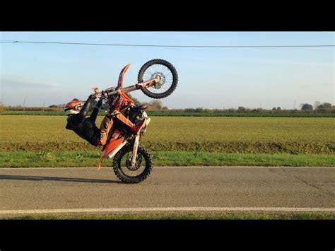 Ktm Wheelie Bar Wheelie Practice Suzuki Dr650 Doovi