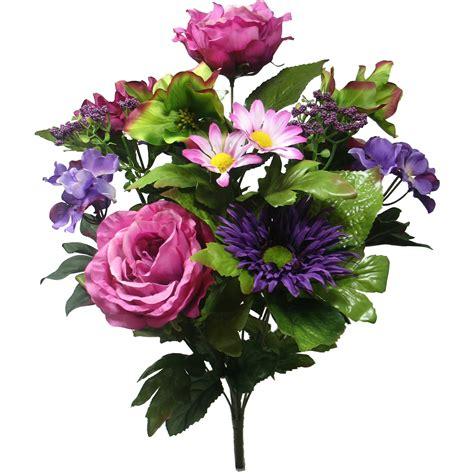 Silk Flowers by Artificial Flowers Walmart
