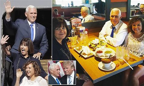 mike pence annoys new yorkers after tweeting his dinner at mike pence annoys new yorkers after tweeting his dinner at