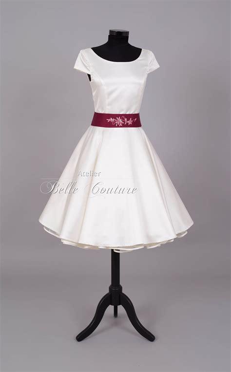 Brautkleider 50er Jahre Stil by Atelier Couture Brautkleid Im 50er Jahre Stil