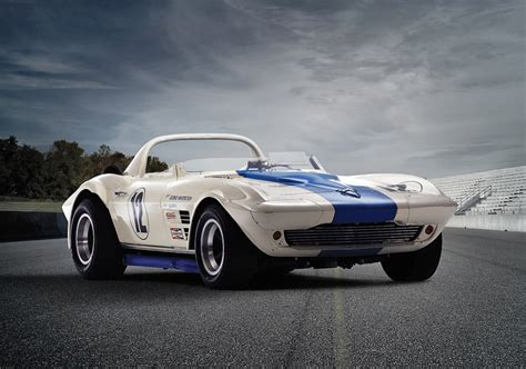 chevy supercar 1962 1964 chevrolet corvette grand sport chevrolet