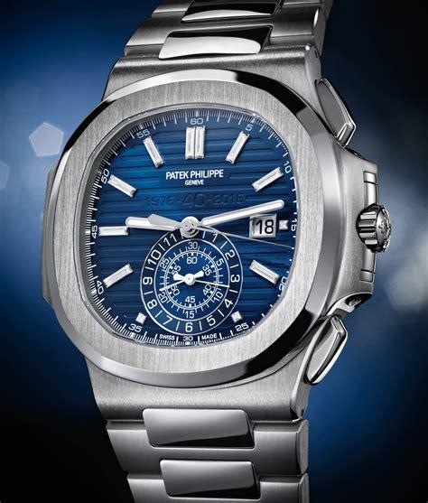 patek philippe nautilus 40th anniversary 5976 1g watch is