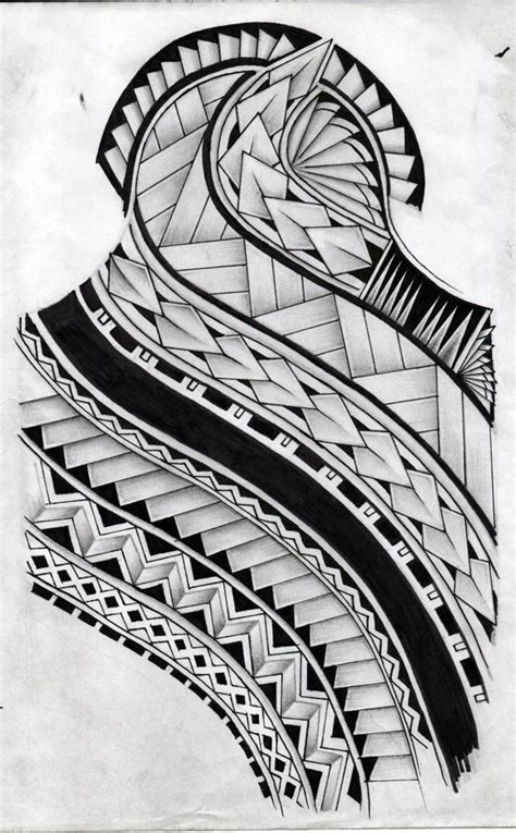 samoan tattoo pattern image gallery samoan patterns