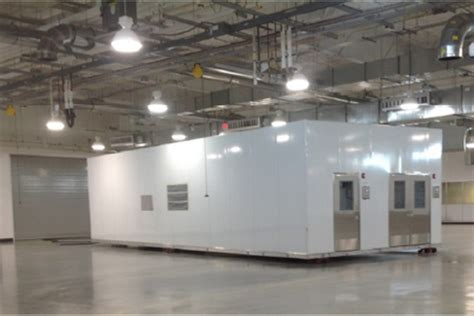 what is a mobile cleanroom