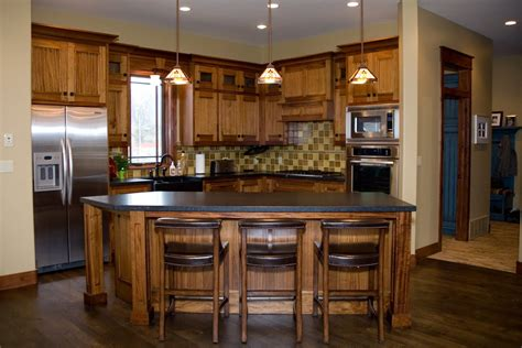 woodworks kitchens peterson woodworks craftsman kitchen