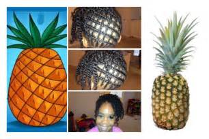 pineapple on hair how to braid hair criss cross tutorial pineapple youtube