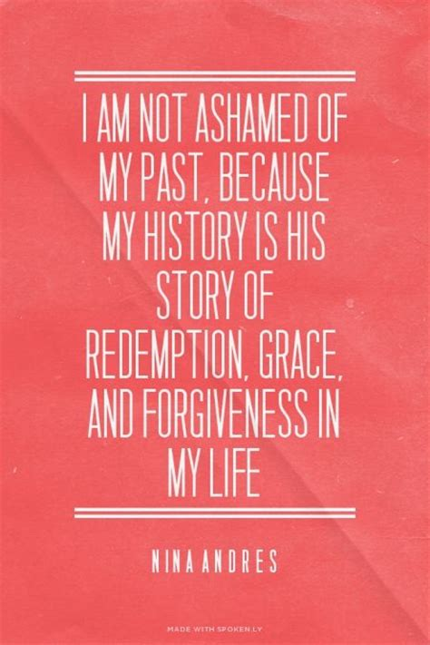 renewal grace and redemption in the story of ruth books i am not ashamed of my past because my history is his