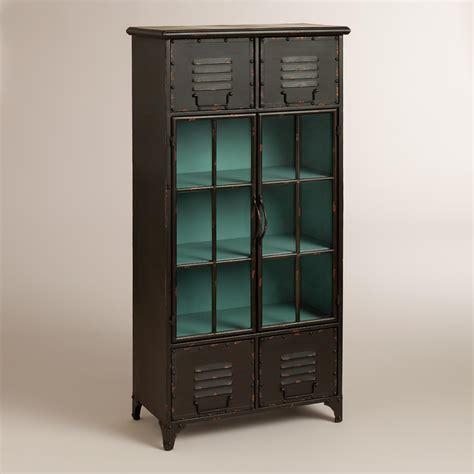 Locker Cabinet Kiley Metal Locker Cabinet World Market