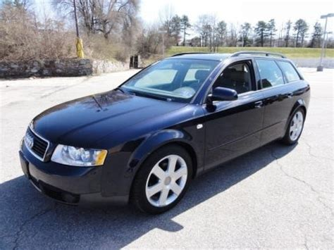 Audi A4 1 8t Specs by 2003 Audi A4 1 8t Quattro Avant Data Info And Specs