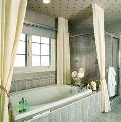 Bathroom Curtain Ideas » Home Design 2017