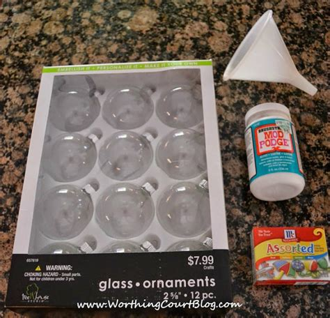 hometalk how to make glass fishing floats with clear