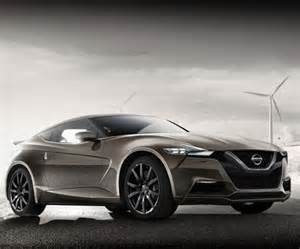 Nissan Z Concept All New Nissan 370z Will Get Compact Turbocharged Engine