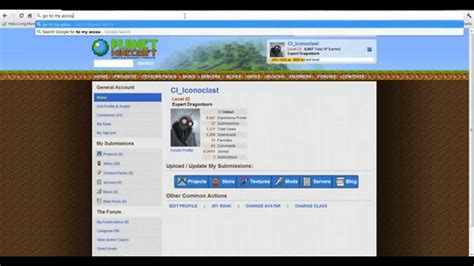 youtube tutorial upload video project upload tutorial planetminecraft youtube
