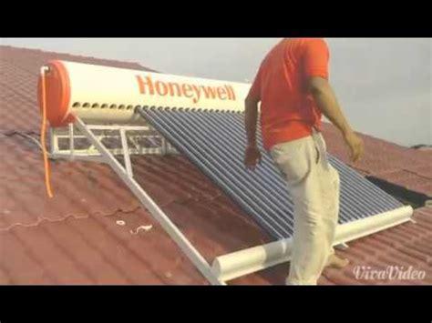 Solar Water Heater Honeywell instalasi honeywell solar water heater 300liter
