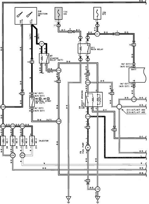 Toyota Land Cruiser Alternator Wiring Diagram Library For