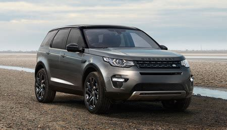 sports suv discovery sport land rover uk