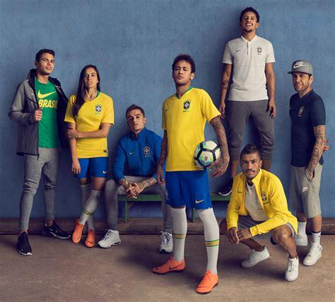 Brasil Mundial 2018 Camisetas Nike De Brasil Mundial 2018 Planeta Fobal