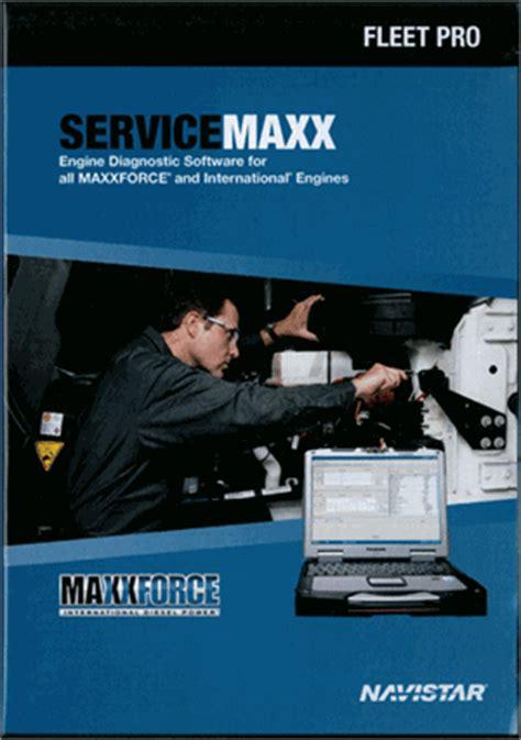 international servicemaxx diagnostic software