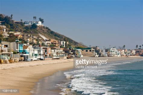 music houses los angeles malibu coastal houses malibu los angeles county california usa stock photo getty images