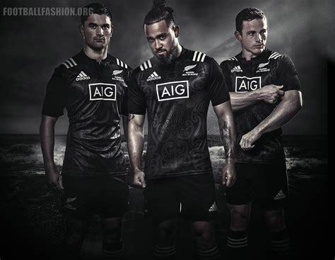 all black maori all blacks 2016 17 adidas jersey football fashion org