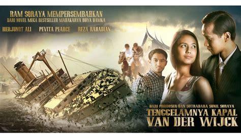 film bioskop indonesia tenggelamnya kapal van der wijck ini cuplikan film tenggelamnya van der wijck seleb