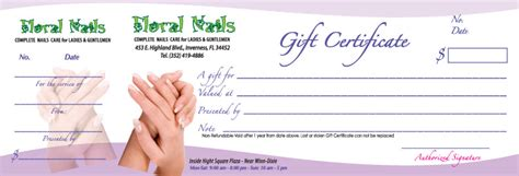 song hy printing gift certificates